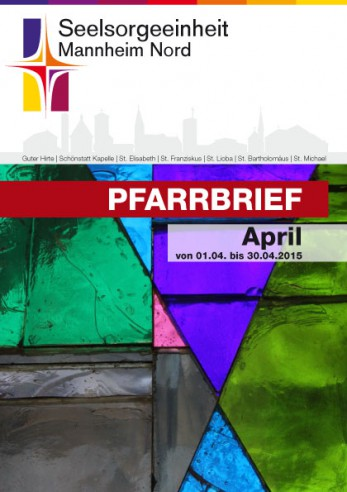 Pfarrbrief April 2015